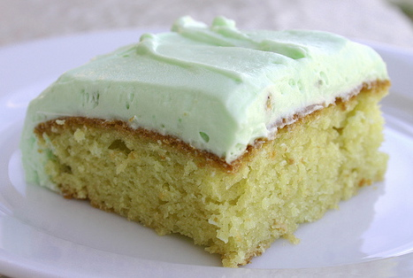 Recipe For Watergate Pistachio Cake